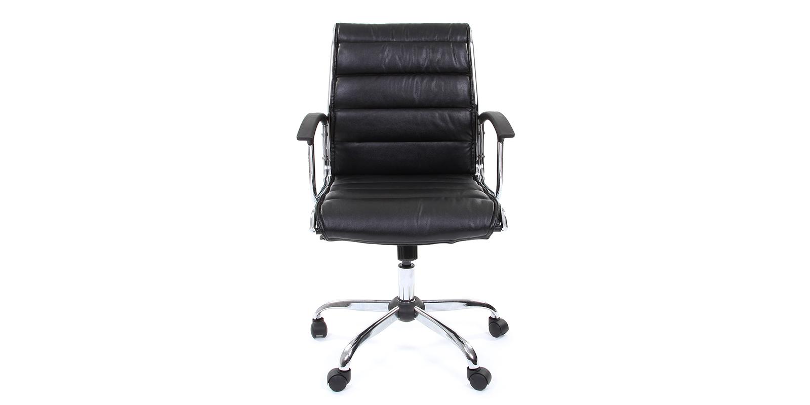 Кресло для руководителя Chairman 760 вариант № 2 (черный) от HomeMe.ru