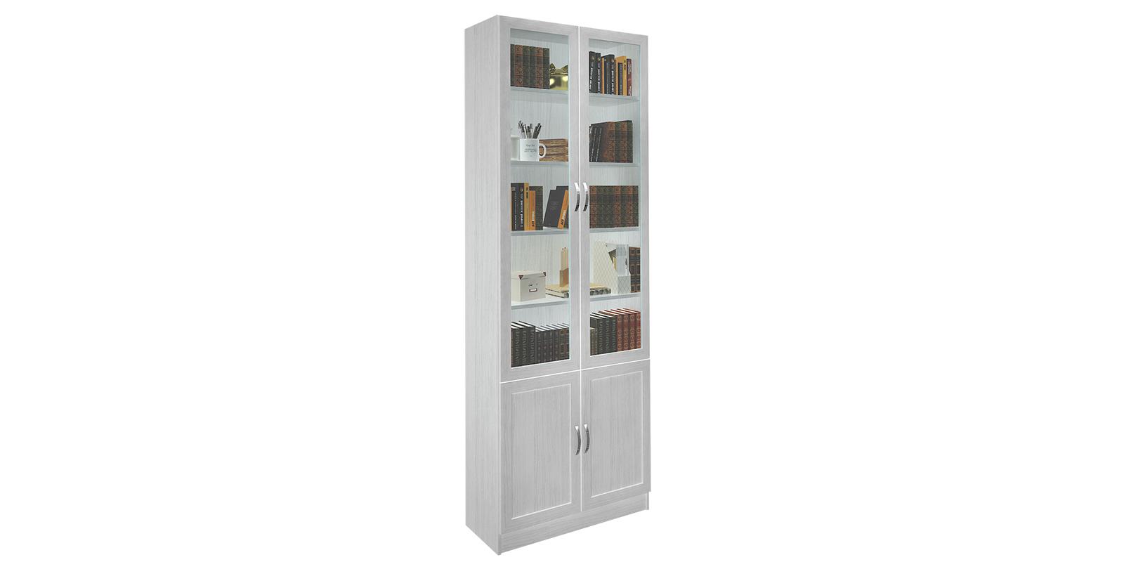 Витрина Дрезден вариант №1 80 см (белый) от HomeMe.ru