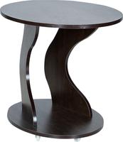 """Подкатной столик Leset """"Сатурн"""" Венге"""