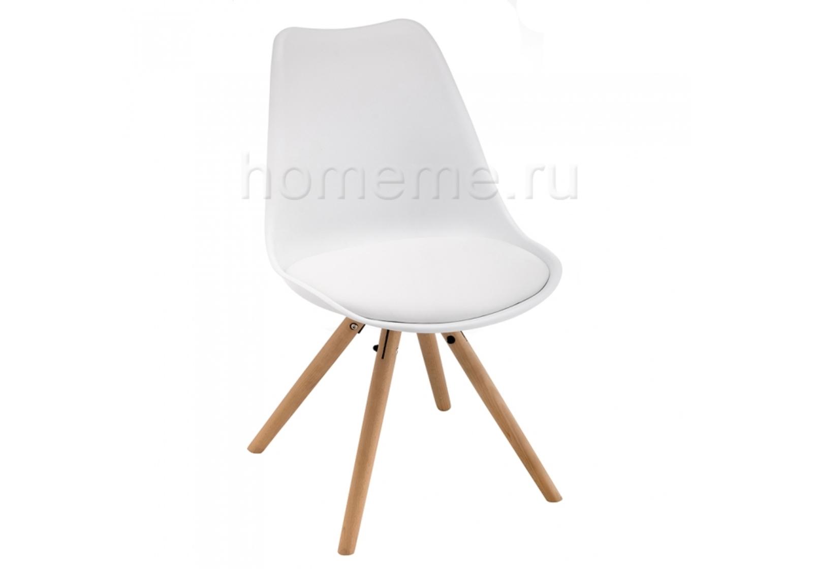 Стул деревянный Bonito белый 11326 Bonito белый 11326 (16710)