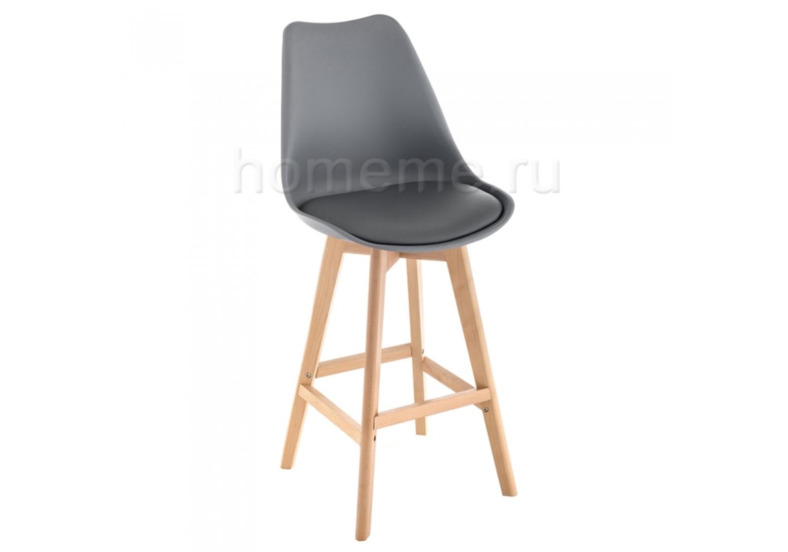 Барный стул Burbon серый 11337 Burbon серый 11337 (16726)