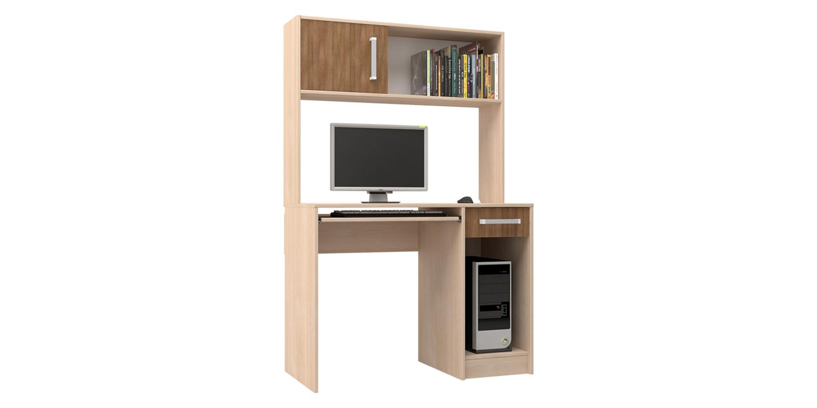 Стол компьютерный HomeMe Лакки AFU0046000