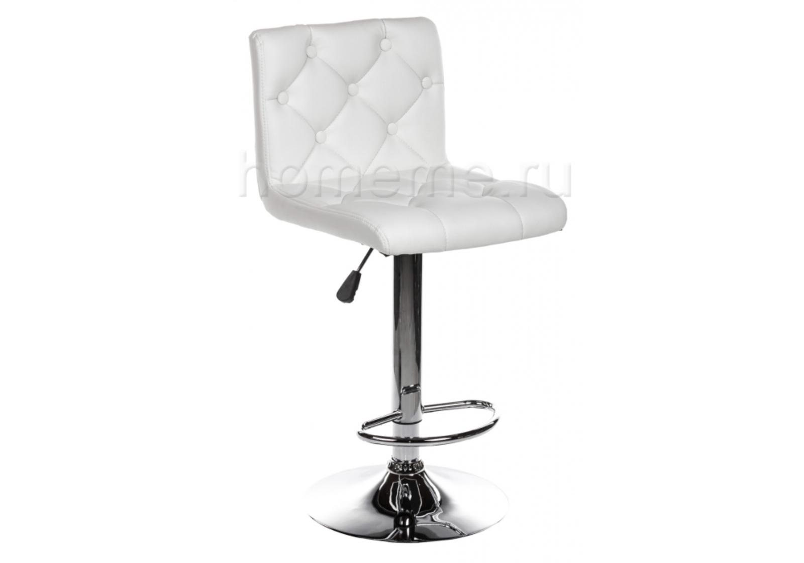 Барный стул Sandra белый (1416) Sandra