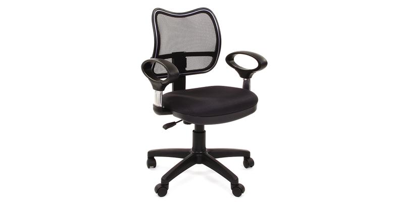 Кресло для оператора Chairman 450 (черный)