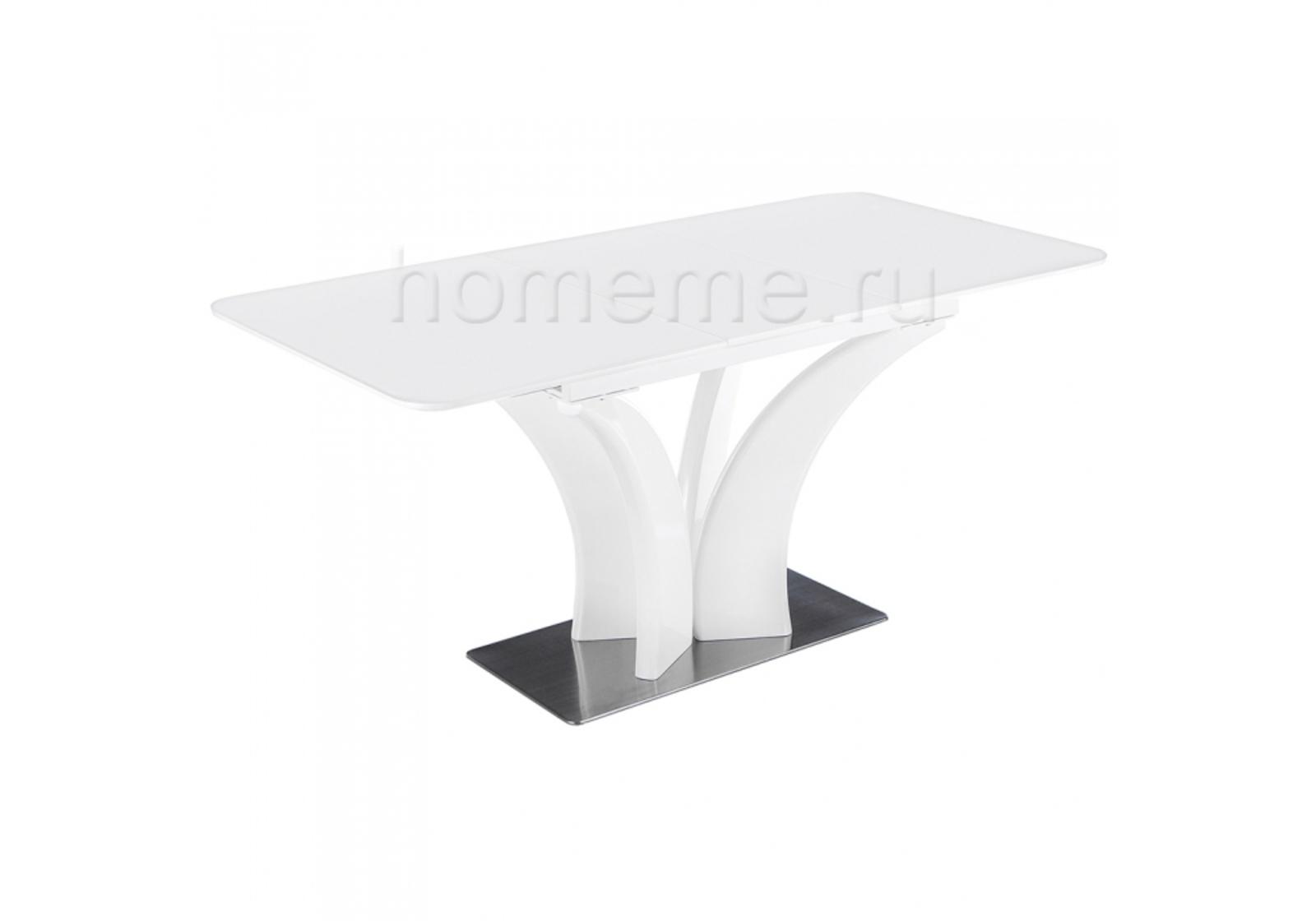 Стол стеклянный Horns 140 super white 11189 Horns 140 super white 11189 (14420)