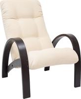 Кресло для отдыха Модель S7 Венге/шпон, ткань Verona Vanilla