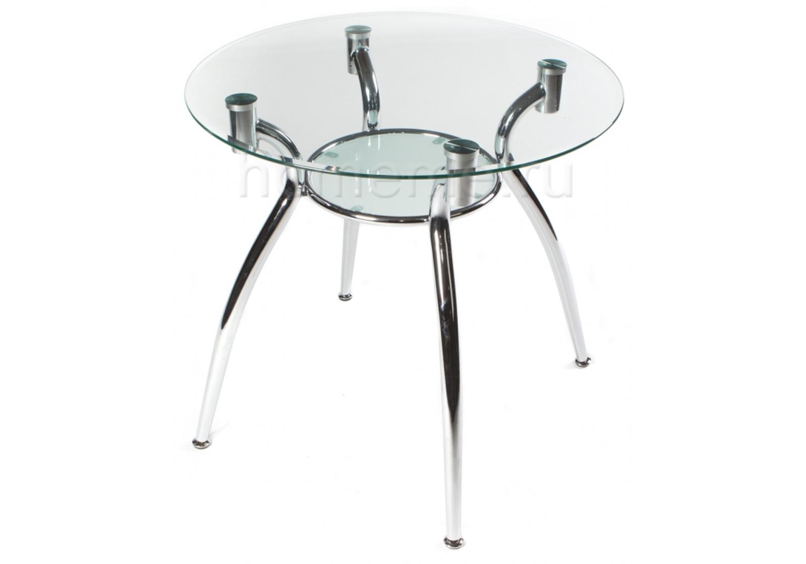 Стол стеклянный Kurt 90 1305 1305 HomeMe