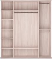Шкаф 4-х дверный (корпус) Сорренто