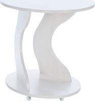 """Подкатной столик Leset """"Сатурн"""" Молочный дуб"""