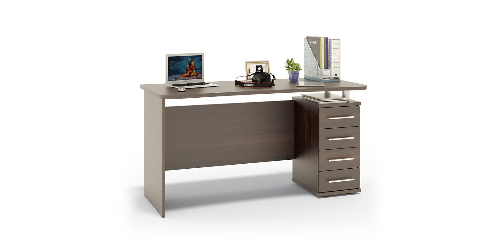 Стол компьютерный Соло (венге)
