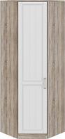 Шкаф угловой с 1-ой дверью левый «Прованс»