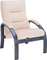 Кресло Leset Лион Венге текстура, ткань V 18
