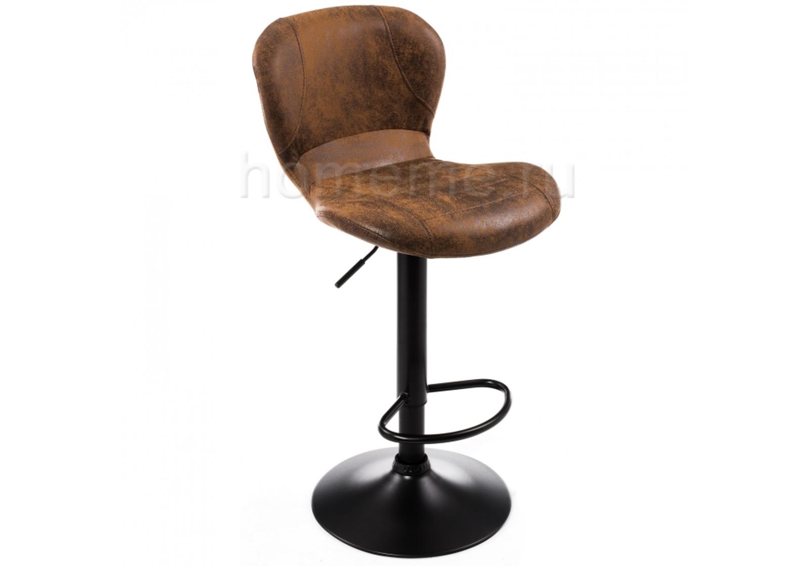 Барный стул Hold коричневый/черный (1793) HomeMe