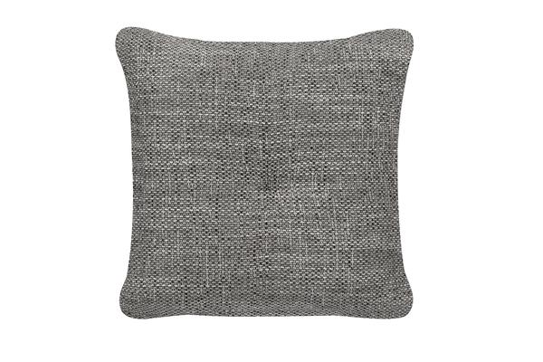 Декоративная подушка Амстердам Sola серый (Рогожка)