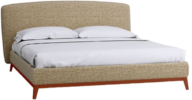 Кровать Сканди Лайт 1.6 с подъемным механизмом и ящиком