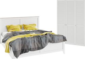 Спальный гарнитур стандартный «Ривьера»