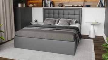 Кровать с подъемным механизмом «Ника»