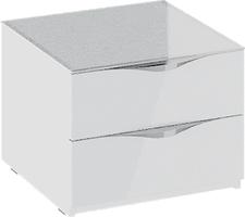 Тумба прикроватная с 2 ящиками «Глосс»