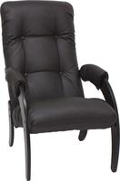 Кресло для отдыха Модель 61 Венге, к/з Dundi 108