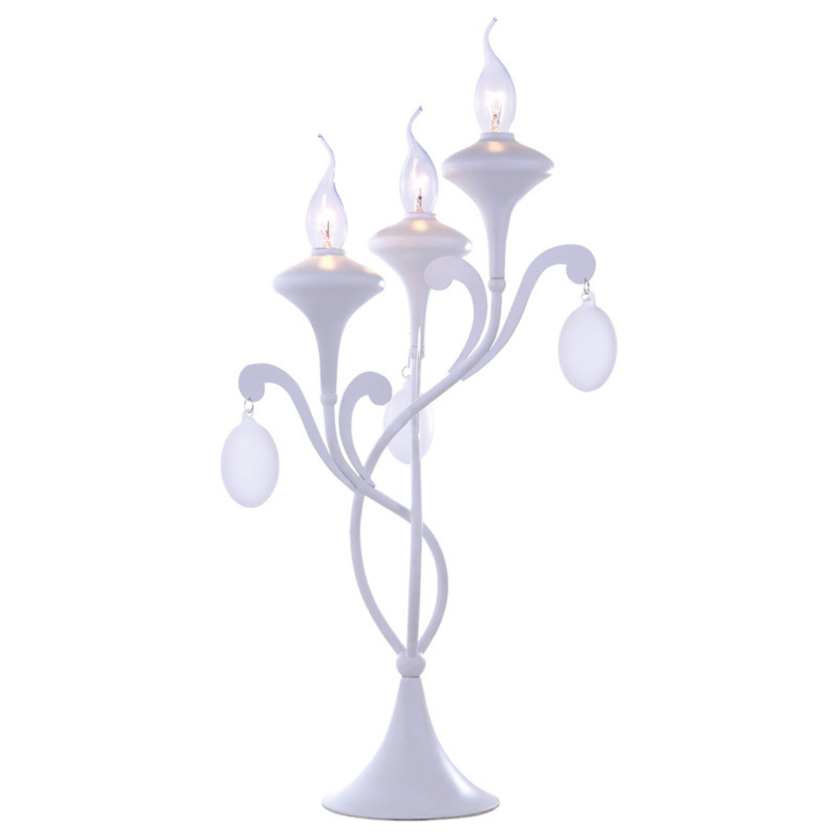 Купить Настольная лампа MONTMARTRE A3239LT-3WH, HomeMe