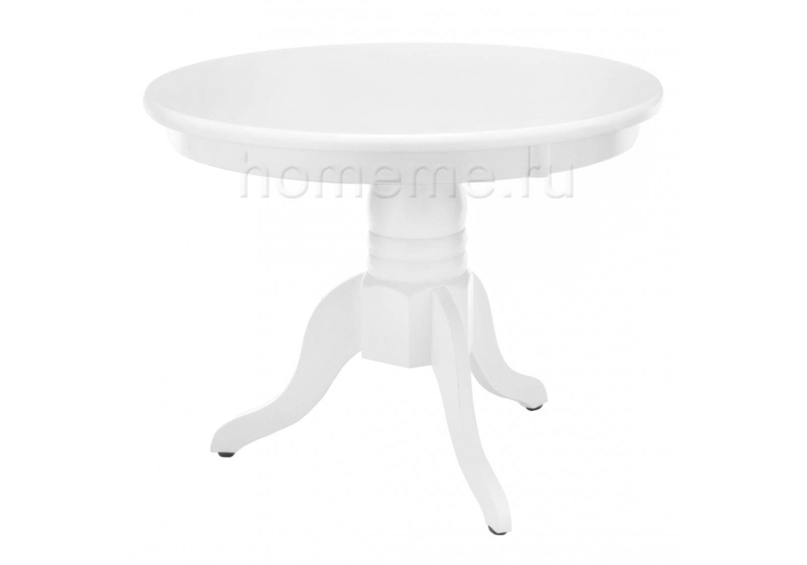Журнальный стол Round white 1956 Round white 1956 (13998)