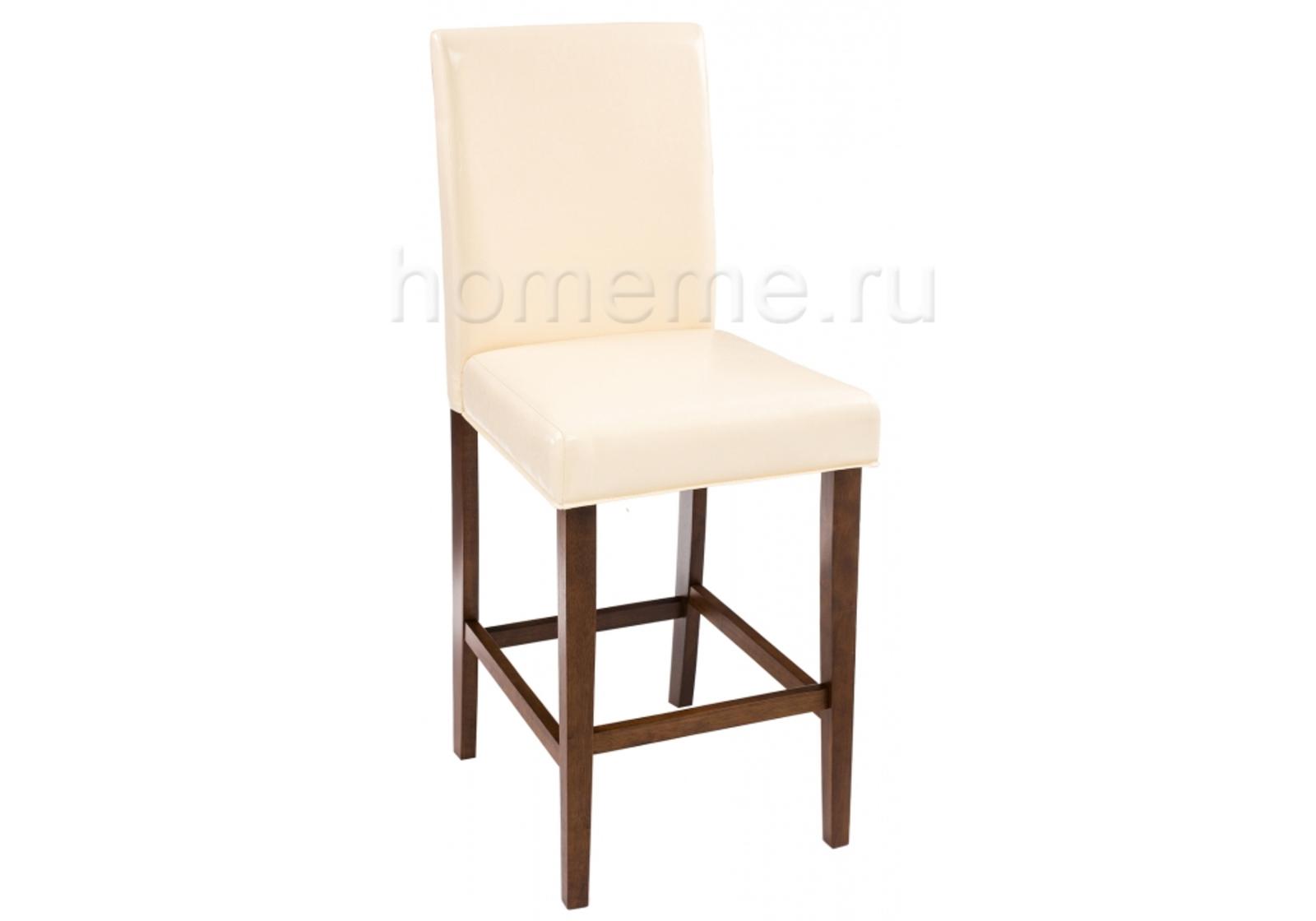 Барный стул Verden коричневый/бежевый (1632) HomeMe