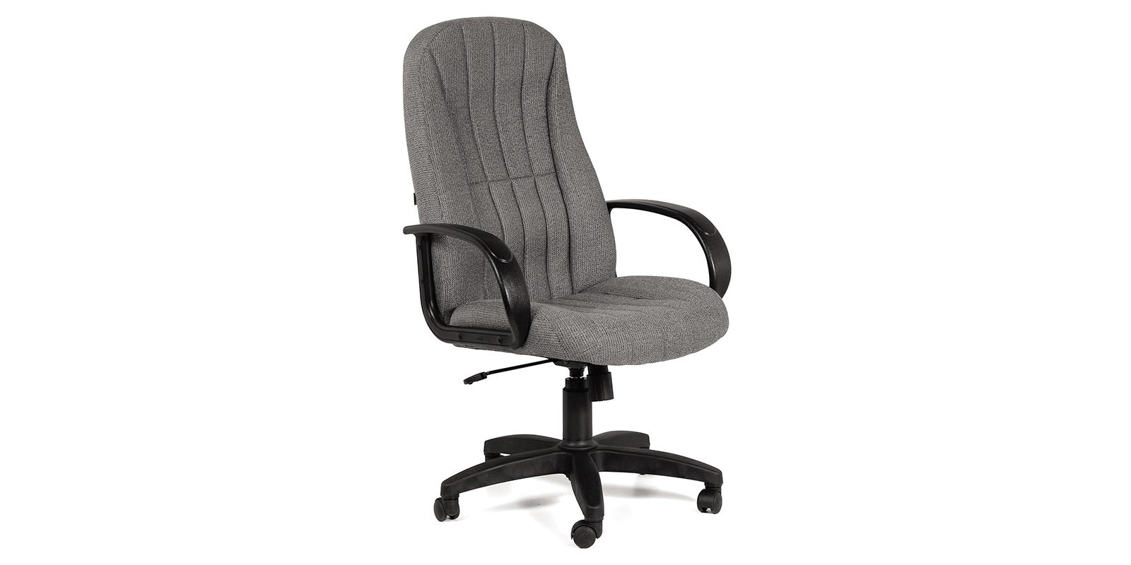Кресло для руководителя Chairman 685 вариант №1 (серый)