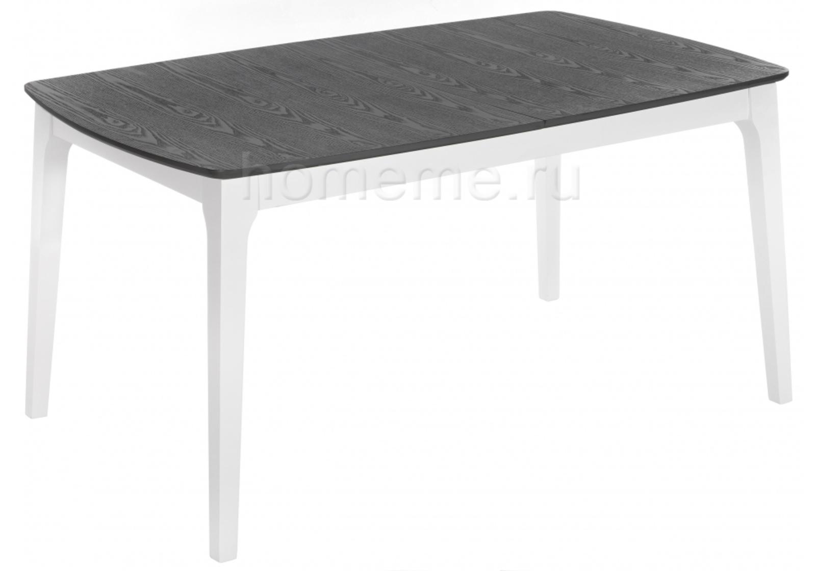 Стол деревянный Enzo серый / белый 11568 Enzo серый / белый 11568 (18285) фото