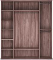 Шкаф 4-х дверный (корпус) Парма