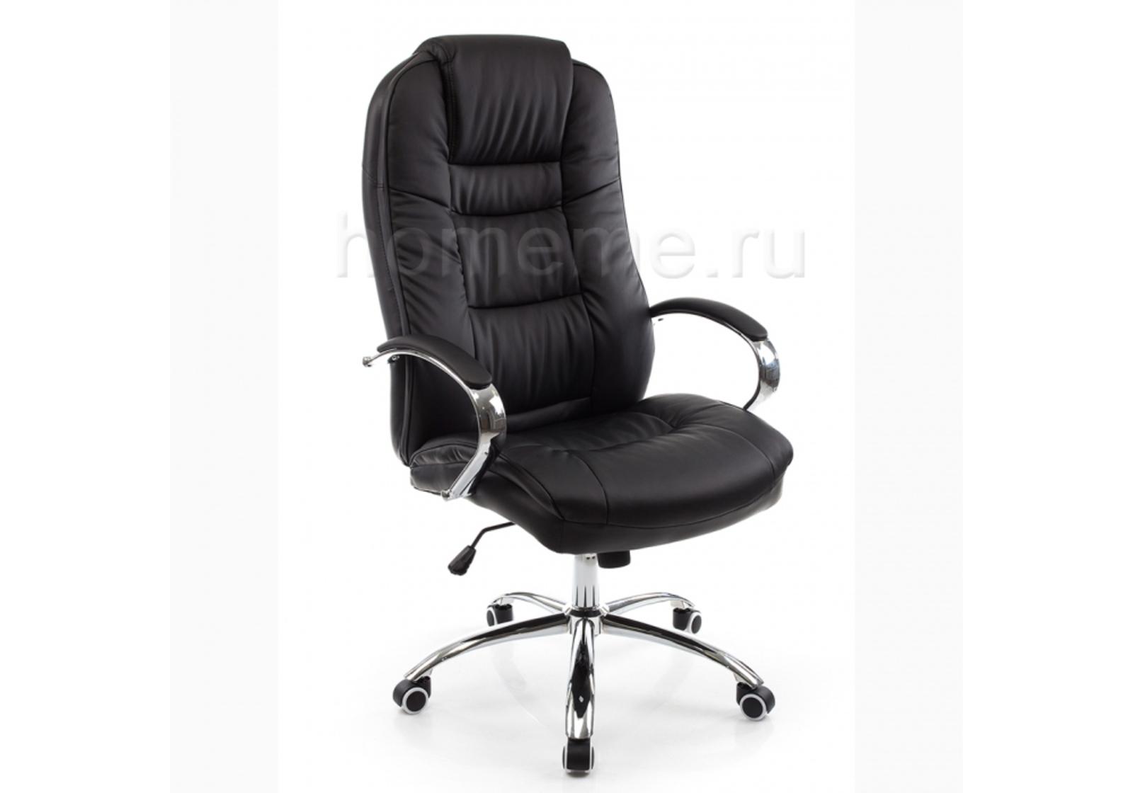Компьютерное кресло Evora черное 1744 HomeMe