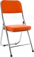 Стул Chair раскладной orange 11073
