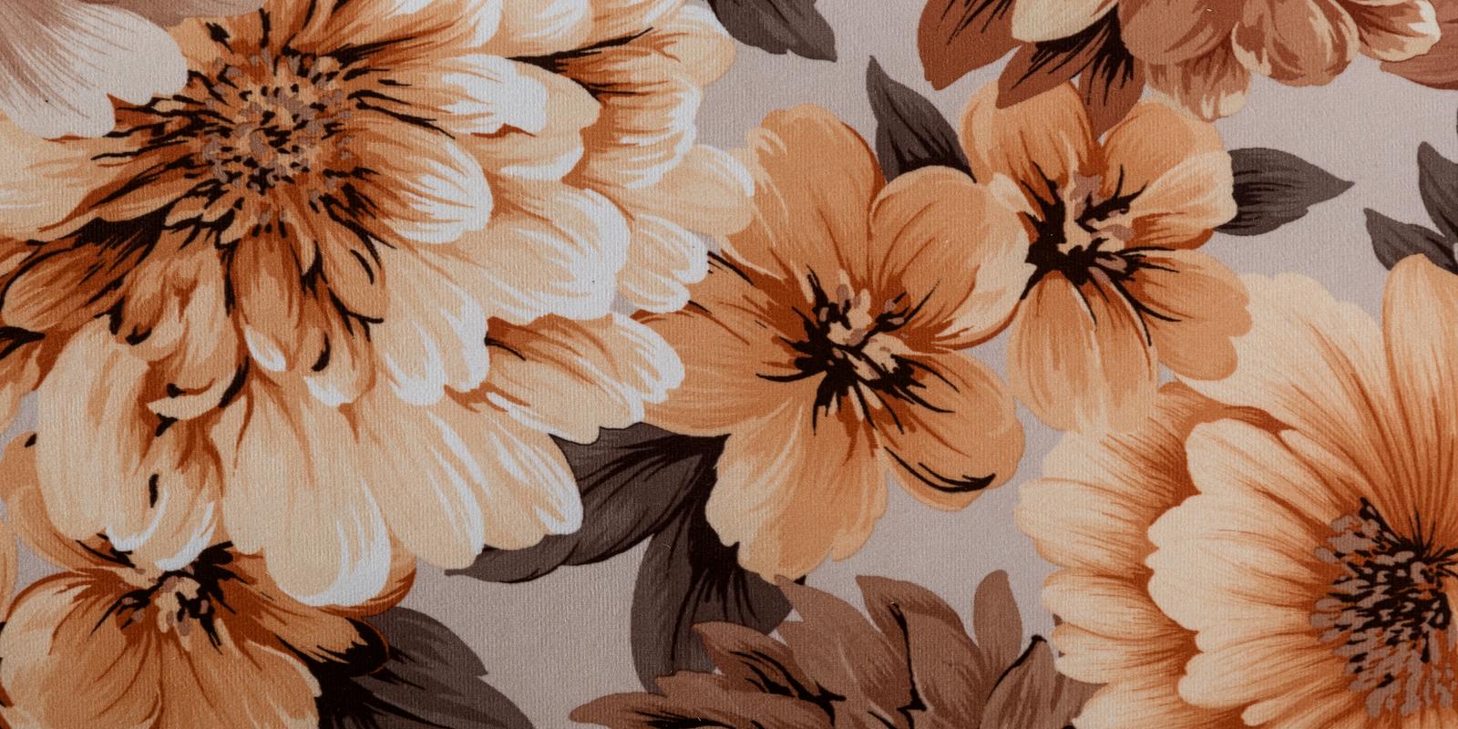 Диван тканевый прямой Фиджи Velure коричневый (Велюр) от HomeMe.ru