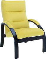 Кресло Leset Лион Венге, ткань V 28