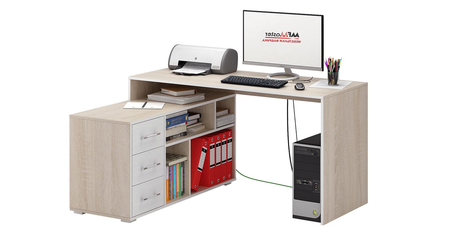 Стол компьютерный HomeMe Старк AFU0110000
