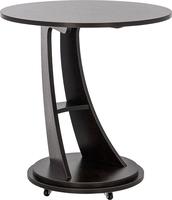 """Подкатной столик Leset """"Акцент 2"""" Венге"""