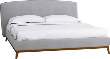 Кровать с ортопедическим основанием 1.4 Сканди Лайт