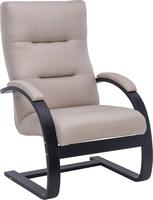 Кресло Leset Монэ Венге, ткань Малмо 95