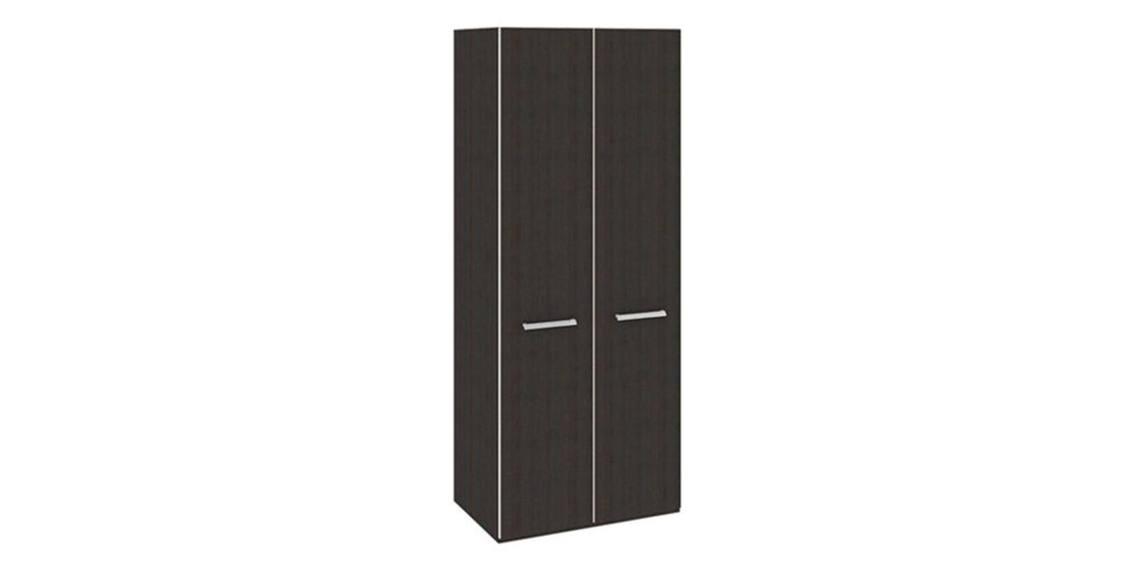 Шкаф распашной двухдверный Калгари (дуб кастано)