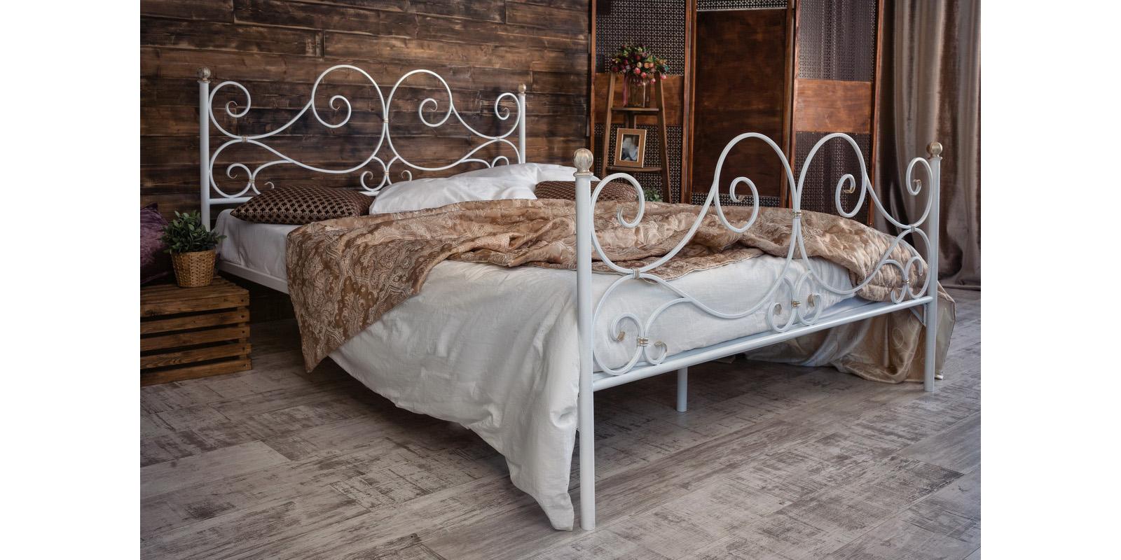 Кровать HomeMe Верона от Homeme.ru